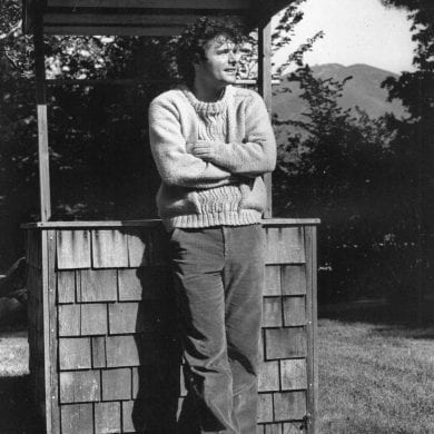 Denis Johnson 1983