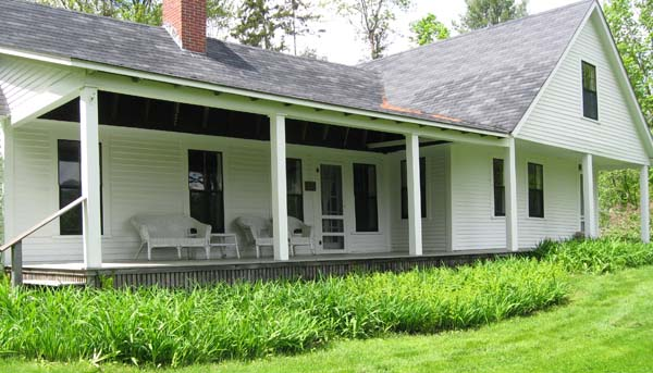 The Frost Place, Robert Frost's Home in Franconia, NH