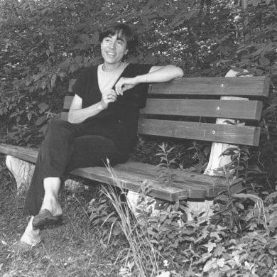 Julie Agoos 1989