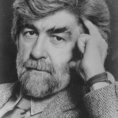 Stanley Plumly 1991