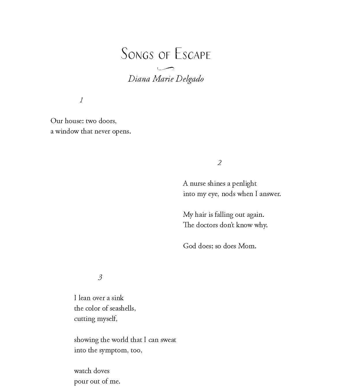 Delgado -Songs of Escape - Frost Place_Page_1