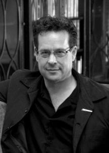 Kevin Prufer, 2018 Conference on Poetry Faculty